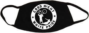 Mundmaske: Good Night White Pride - Fahrrad