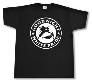 T-Shirt: Good night white pride - Ninja