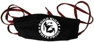 Mundmaske: Good Night White Pride - Oma