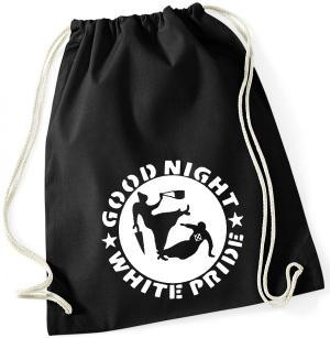 Sportbeutel: Good Night White Pride - Oma