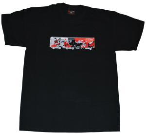 T-Shirt: Graff Train