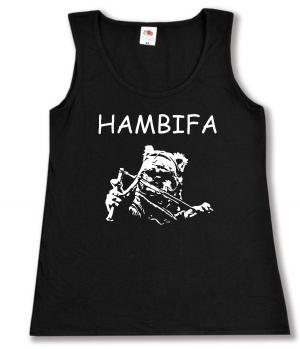 tailliertes Tanktop: Hambifa