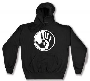Kapuzen-Pullover: Hand