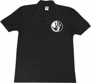 Polo-Shirt: Hand