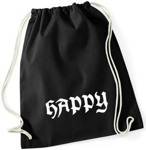 Sportbeutel: Happy APPD