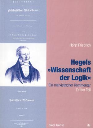 Buch: Hegels »Wissenschaft der Logik« 3. Teil