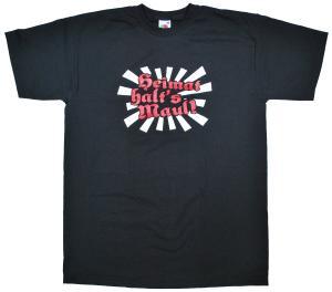 T-Shirt: Heimat halt's Maul