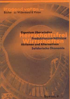 Buch: Herrschaftsfrei wirtschaften