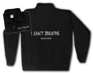 Sweat-Jacket: I can´t breathe