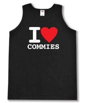 Tanktop: I love commies