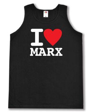 Tanktop: I love Marx
