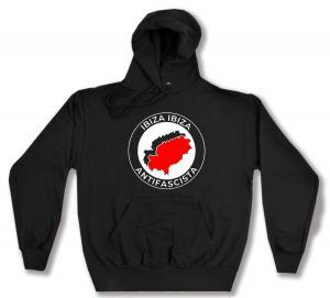 Kapuzen-Pullover: Ibiza Ibiza Antifascista