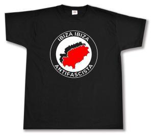 T-Shirt: Ibiza Ibiza Antifascista