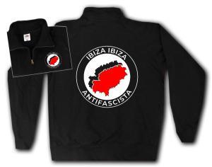 Sweat-Jacket: Ibiza Ibiza Antifascista
