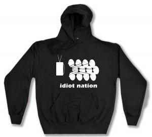 Kapuzen-Pullover: Idiot Nation