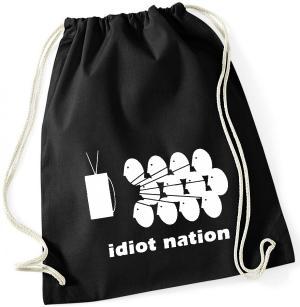 Sportbeutel: Idiot Nation