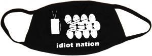 Mundmaske: Idiot Nation