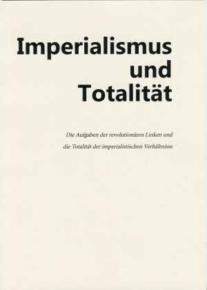 Buch: Imperialismus und Totalität