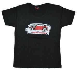 tailliertes T-Shirt: Industria Socializada