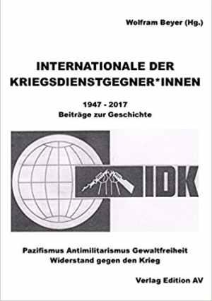 Buch: Internationale der Kriegsdienstgegner*innen