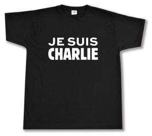 T-Shirt: Je suis Charlie