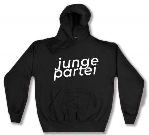 Kapuzen-Pullover: Junge Partei