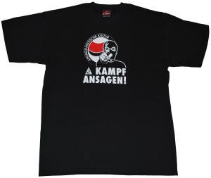 T-Shirt: Kampfansagen