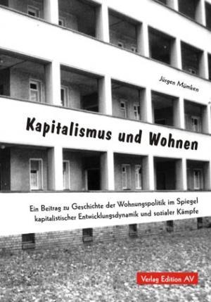Buch: Kapitalismus und Wohnen