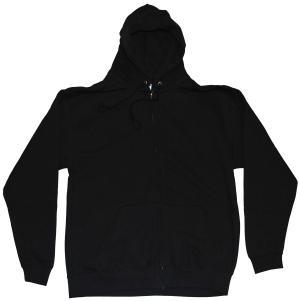 Kapuzen-Jacke: Kapuzenjacke (schwarz)