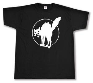 T-Shirt: Katze