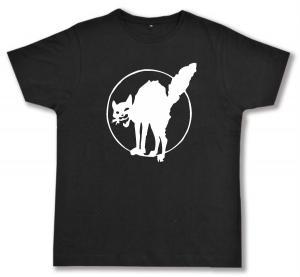Fairtrade T-Shirt: Katze