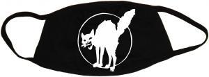 Mundmaske: Katze