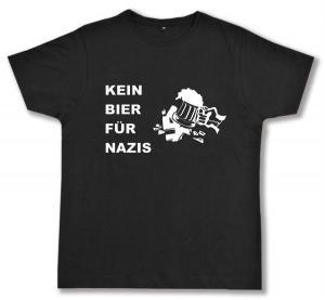 Fairtrade T-Shirt: Kein Bier für Nazis