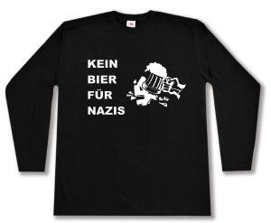 Longsleeve: Kein Bier für Nazis