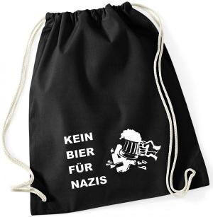 Sportbeutel: Kein Bier für Nazis