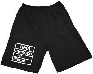 Shorts: kein mensch ist illegal