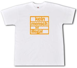 T-Shirt: Kein Mensch ist illegal