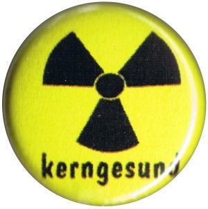 25mm Button: kerngesund