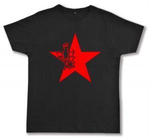 Fairtrade T-Shirt: Knaststern