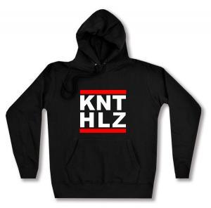 taillierter Kapuzen-Pullover: KNTHLZ