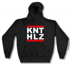 Kapuzen-Pullover: KNTHLZ