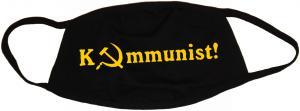 Mundmaske: Kommunist!