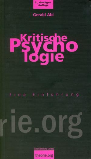 Buch: Kritische Psychologie