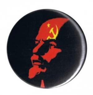 25mm Button: Lenin