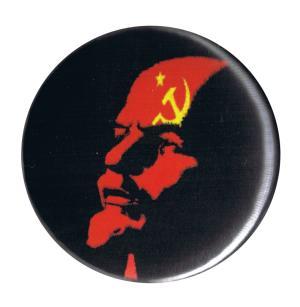 37mm Button: Lenin