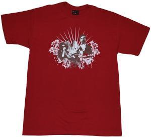 T-Shirt: Liberation Red