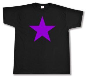 T-Shirt: Lila Stern