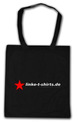 Baumwoll-Tragetasche: linke-t-shirts.de