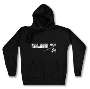 taillierter Kapuzen-Pullover: LL COPS RE BSTRDS