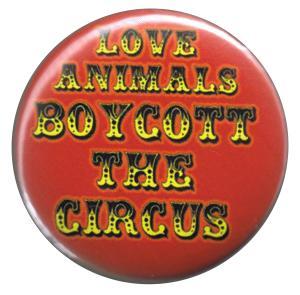 37mm Button: Love Animals